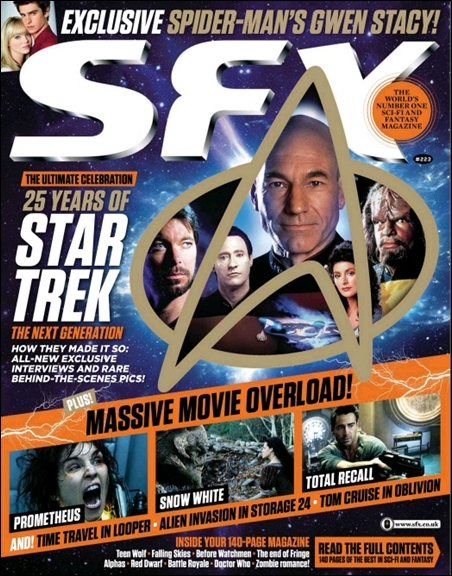 SFX - Summer 2012 (HQ PDF)