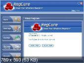 RegCure 3.0.2.0 Final (2010) Английский