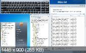 Microsoft Windows 7 Home Premium SP1 x86-x64 RU Lite & Mini 120427 (2012) Русский