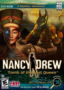 Nancy Drew: Tomb of the Lost Queen (2012, PC)