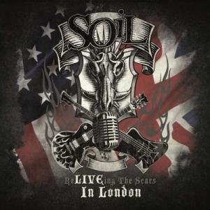 SOiL - Reliving the Scars in London (2012) [Live]
