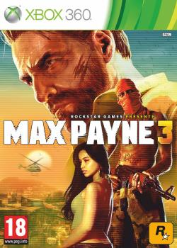 Max Payne 3 (2012, XBOX360)