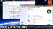 Windows 7 Максимальная SP1 Русская (x86+x64) 2012 (08.05.2012) Русский