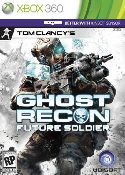 Tom Clancy's Ghost Recon: Future Soldier (2012, XBOX360)
