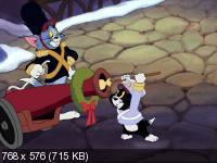��� � ������: ������� � ���������� / Tom and Jerry: A Nutcracker Tale (2007) DVD5