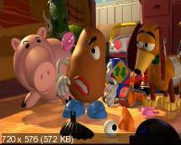 История игрушек / Toy story (1995) DVD9 + DVD5