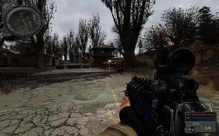 S.T.A.L.K.E.R. Shadow of Chernobyl ( v.1.0004, Rus, 2012 )