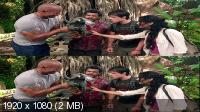 Путешествие 2: Таинственный остров 3D / Journey 2: The Mysterious Island 3D (2012) BDRip 1080p