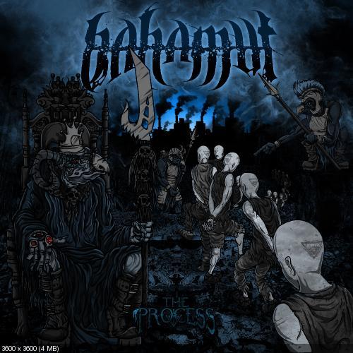 Bahamut - The Process (2011)