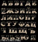Алфавит, знаки и цифры