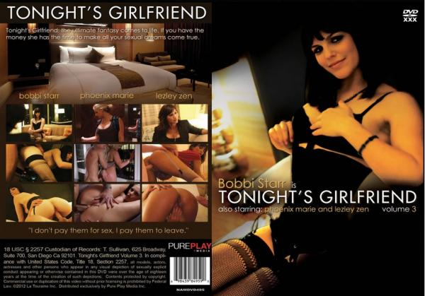 Tonight's Girlfriend # 3 / Вечерняя Подруга # 3 (Naughty America)