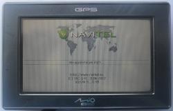 Navitel 5.1.0.48 для Mio C520 - Российская Федерация (2012) RUS
