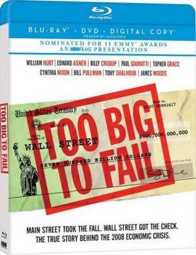 Слишком крут для неудачи / Too Big to Fail (2011) BDRip 1080p