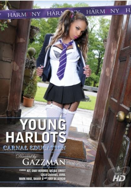 Young Harlots: Carnal Education / Education tres severe: etudiantes en chaleur / Юные шлюшки : Чувственное обучение (Gazzman, Harmony)