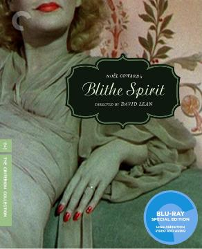 Веселое привидение / Blithe Spirit (1945) BDRip 720p